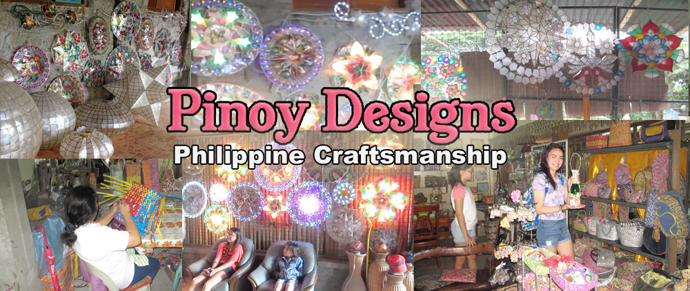 Pinoy Designs Philippine Craftsmanship